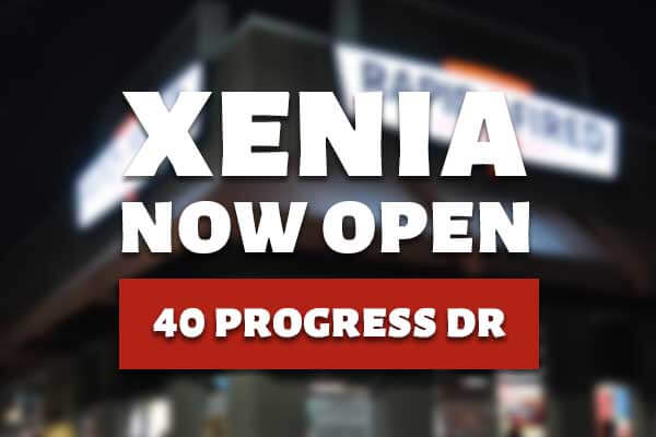 Now Open in Xenia!